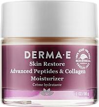 Духи, Парфюмерия, косметика Увлажняющий пептидный крем против глубоких морщин - Derma E Skin Restore Peptide Moisturizer