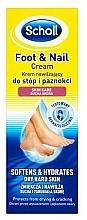 Духи, Парфюмерия, косметика Крем для ног и ногтей - Scholl Moisturizing Foot and Nail Cream