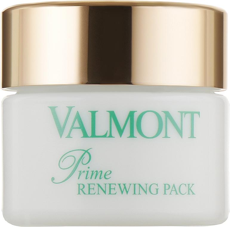 Восстанавливающая анти-стресс маска для лица - Valmont Renewing Pack