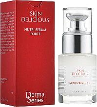 Духи, Парфюмерия, косметика Питательная сыворотка для интенсивной антивозрастной терапии - Derma Series Skin Delicious Nutri-Serum Forte Anti-Age
