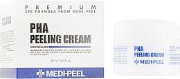 Духи, Парфюмерия, косметика Крем-пилинг для лица с PHA-кислотами - Medi-Peel PHA Peeling Cream