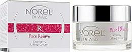 Духи, Парфюмерия, косметика Восстанавливающий крем с экстрактом клюквы - Norel Face Rejuve Cranberry Revitalising Cream