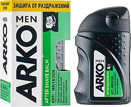 """Парфумерія, косметика Бальзам після гоління """"Anti-Irritation"""" - Arko Men"""