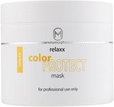 Духи, Парфюмерия, косметика Маска для окрашеных волос - Metamorphose Relaxx Color Protect