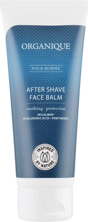 Бальзам для лица и после бритья для мужчин - Organique Naturals Pour Homme After Shave Face Balm