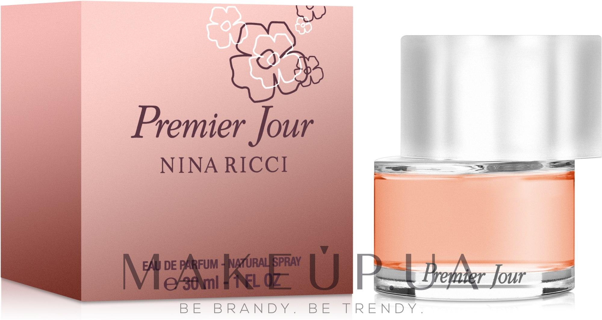 Nina Ricci Premier Jour - Парфюмированная вода — фото 30ml