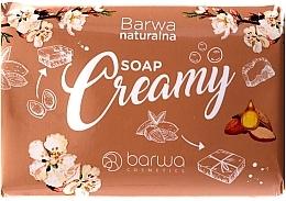 Духи, Парфюмерия, косметика Крем-мыло с глицерином - Barwa Natural Cream Soap With Glycerin