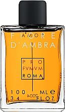 Духи, Парфюмерия, косметика Profumum Roma Fiori dAmbra - Парфюмированная вода