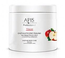 Духи, Парфюмерия, косметика Энзимный пилинг для тела - APIS Professional Vitacare Enzyme Body Care Peeling