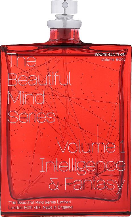 Escentric Molecules The Beautiful Mind Series Intelligence & Fantasy - Туалетная вода