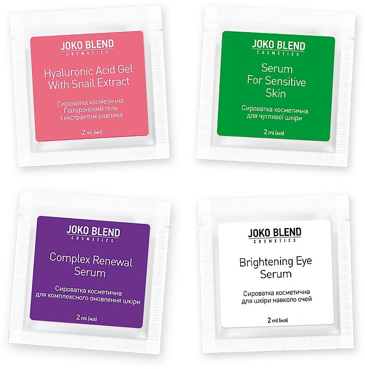 Набор сывороток для лица - Joko Blend Set (ser/4x2ml)