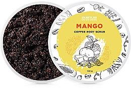 "Духи, Парфюмерия, косметика Кофейный скраб для тела ""Mango"" - SHAKYLAB Coffee Scrub Mango"