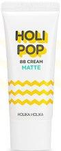 Духи, Парфюмерия, косметика Матирующий ВВ-крем - Holika Holika Holi Pop BB Cream Matte