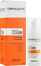 Духи, Парфюмерия, косметика Антиоксидантный концентрат - Dermaceutic Laboratoire C25 Cream Antioxidant Concentrate