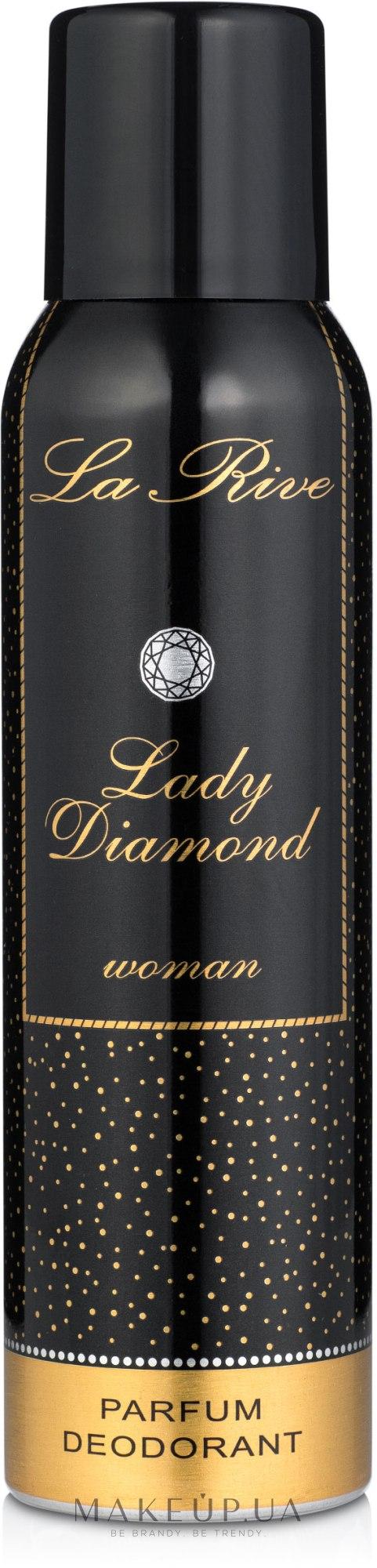 La Rive Swarovski Lady Diamond - Дезодорант — фото 150ml