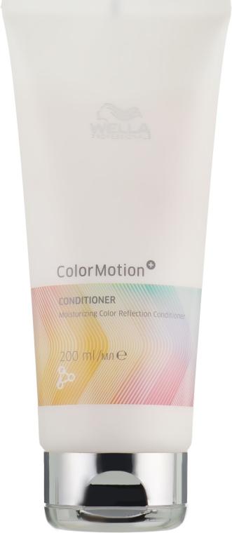 Wella Professionals Color Motion+ Conditioner - Увлажняющий кондиционер для сияния окрашенных волос: купить по лучшей цене в Украине | Makeup.ua