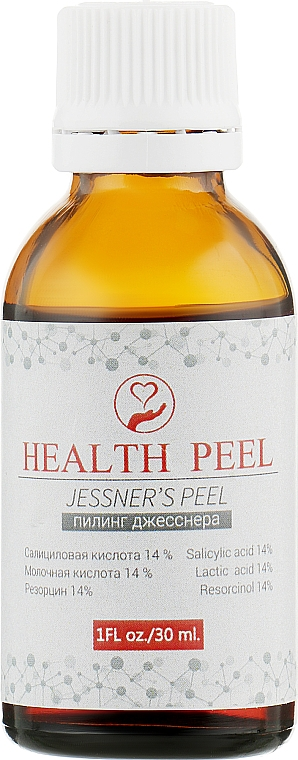 Пилинг Джесснера - Health Peel Jessner Peel