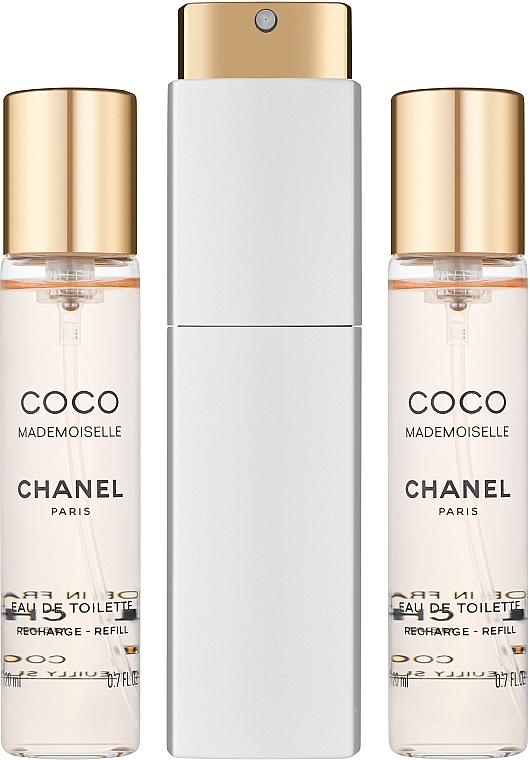 Chanel Coco Mademoiselle - Туалетная вода (3 запасных блока) (тестер)