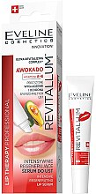 Духи, Парфюмерия, косметика Сыворотка для губ - Eveline Cosmetics Lip Therapy Professional Awocado Intensive Lip Serum