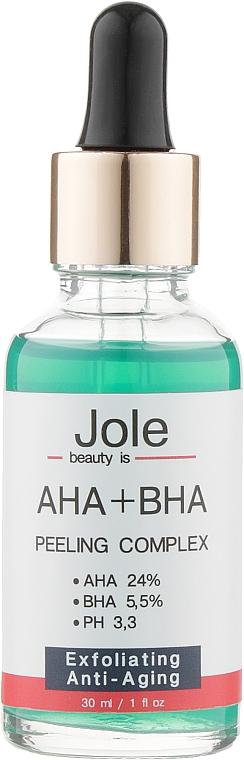 Пилинг для лица с комплексом кислот - Jole Peeling Complex