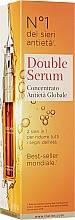 Двойная сыворотка - Clarins Double Serum Complete Age Control Concentrate — фото N2