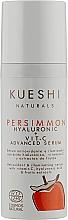Духи, Парфюмерия, косметика Сыворотка для лица с гиалуроновой кислотой и витамином C - Kueshi Naturals Persimmon Hilauronic + Vit-C Advanced Serum