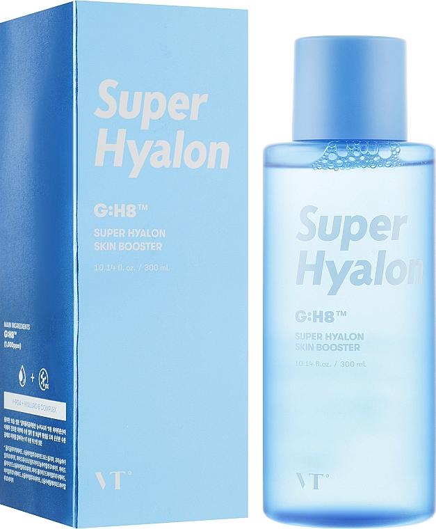 Интенсивно увлажняющий тонер-бустер для лица - VT Cosmetics Super Hyalon Skin Booster