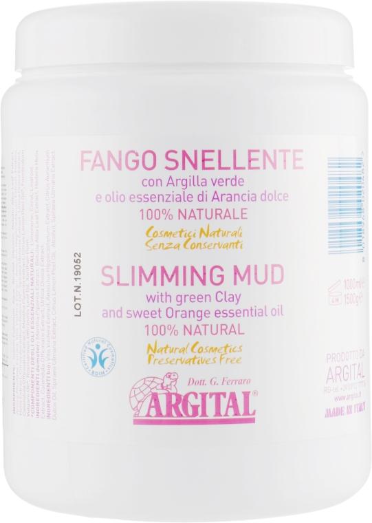 Косметическая грязь для похудения - Argital Fango Snellente