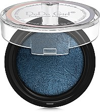 Духи, Парфюмерия, косметика Запеченые тени для глаз - DoDo Girl Exquisite and Smooth Baked Eyeshadow