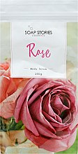 """Духи, Парфюмерия, косметика Скраб для тела """"Роза"""" - Мильні історії (Doy-pack)"""