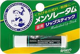 Духи, Парфюмерия, косметика Бальзам для губ - Mentholatum Medicated Stick Menthol