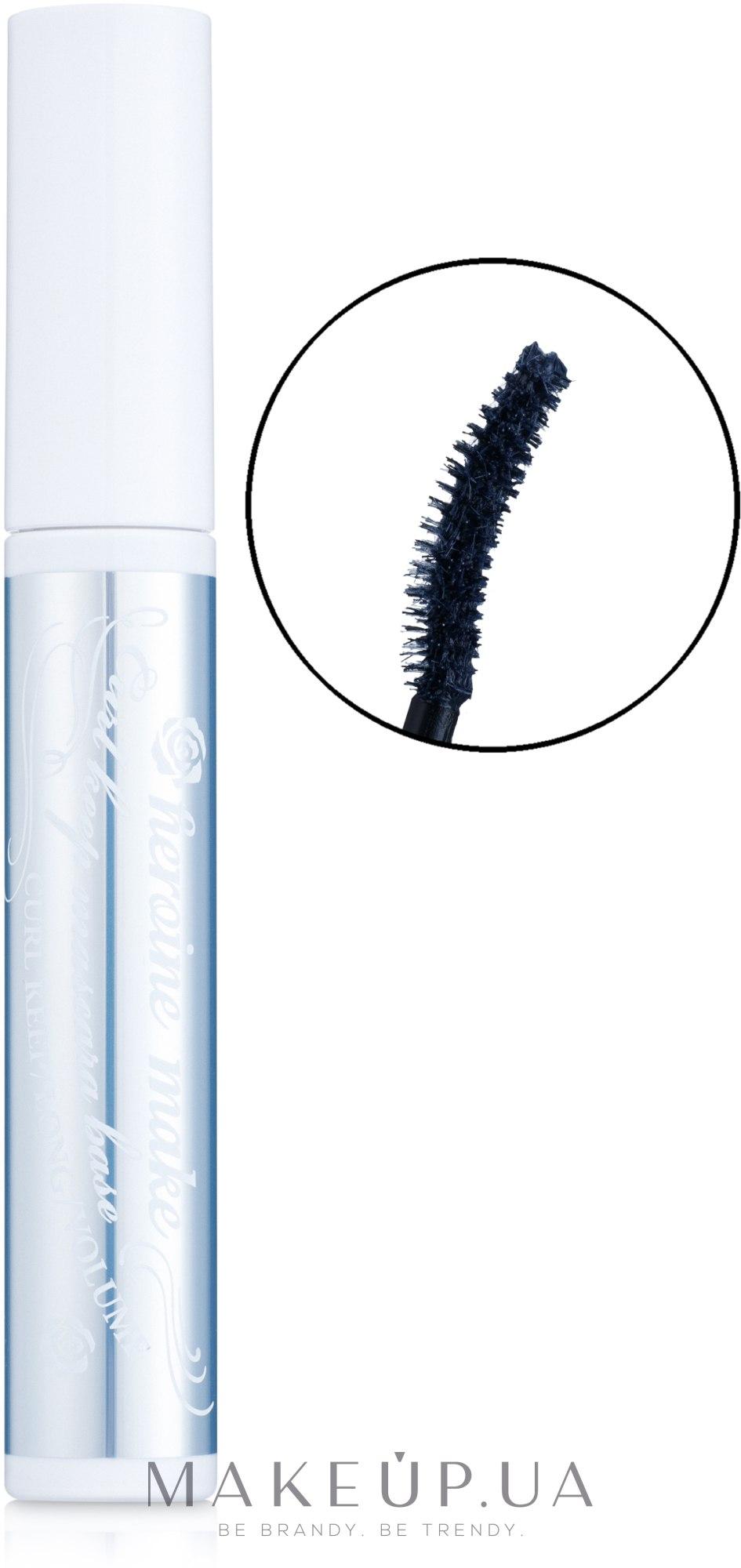 База для ресниц - Isehan Heroine Make Curl Keep Mascara Base — фото 6g