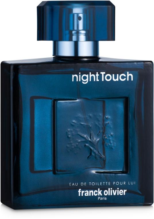 Franck Olivier Night Touch - Туалетная вода
