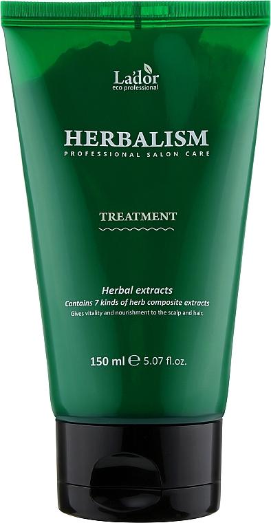 Маска для волос с травяными экстрактами - La'dor Herbalism Herbalism Treatment