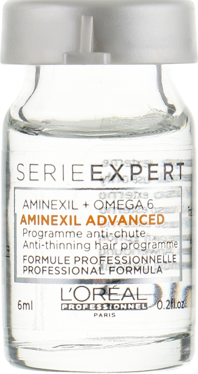 Средство для лечения выпадения волос - L'Oreal Professionnel Aminexil