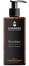 Парфумерія, косметика Шампунь проти лупи для чоловіків - Barbers Brooklyn Premium Shampoo
