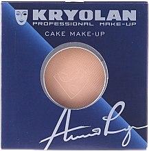 Духи, Парфюмерия, косметика Компактная пудра - Kryolan Cake Make-up