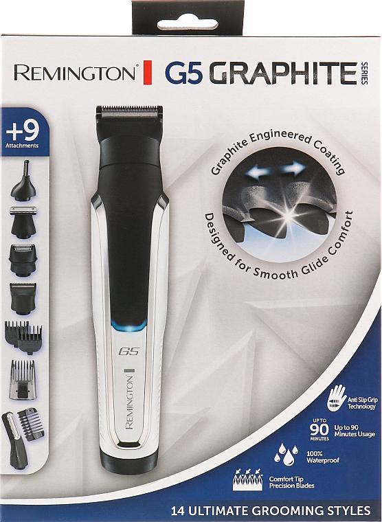 Набор для стрижки - Remington PG5000 Graphite series
