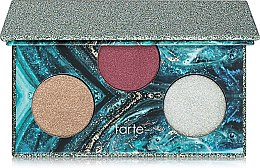Духи, Парфюмерия, косметика Палетка теней для век - Tarte Cosmetics Rainforest Of The Sea Foil Finger Paints Eyeshadow Palette