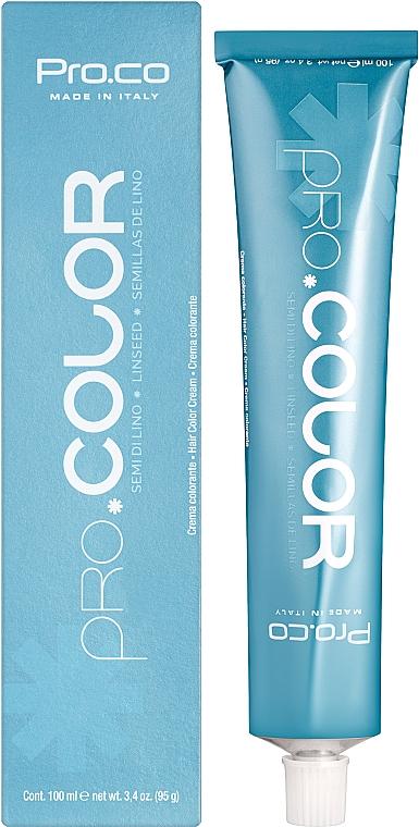 Стойкая краска для волос - Pro. Co Pro. Color