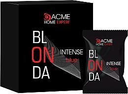 Духи, Парфюмерия, косметика Осветляющая пудра для волос - Acme Color Acme Home Expert Blonda Intense Blue