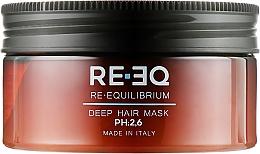 Духи, Парфюмерия, косметика Увлажняющая маска для волос с эфирным маслом грейпфрута - Faipa Roma Biosfera Deep Hair Mask