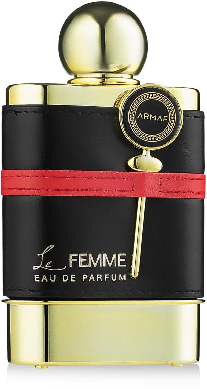 Armaf Le Femme - Парфюмированная вода