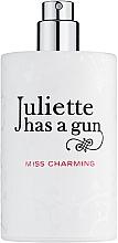 Духи, Парфюмерия, косметика Juliette Has A Gun Miss Charming - Парфюмированная вода (тестер без крышечки)