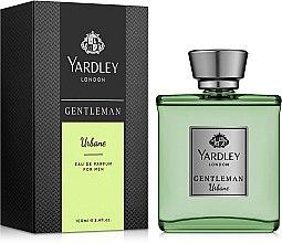 Духи, Парфюмерия, косметика Yardley Gentleman Urbane - Парфюмированная вода