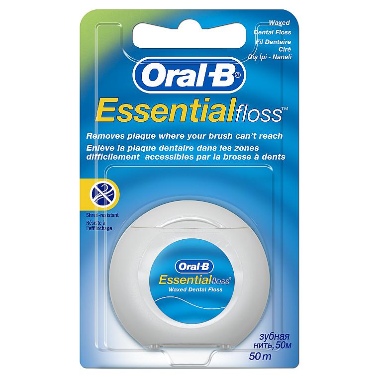 Зубная нить «Мятная» - Oral-B Essential Floss