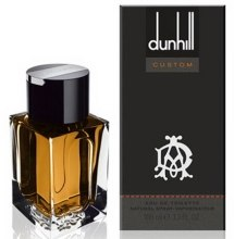 Духи, Парфюмерия, косметика Alfred Dunhill Custom - Туалетная вода (тестер с крышечкой)