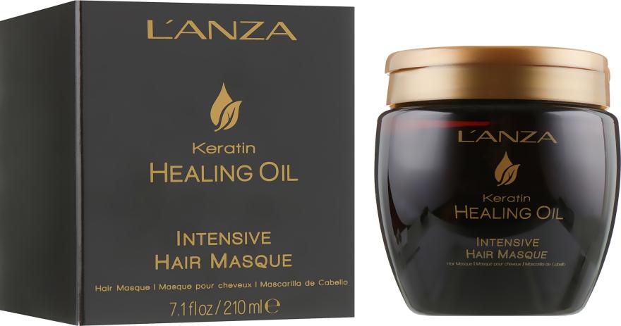 Интенсивная маска для волос - L'anza Keratin Healing Oil Intesive Hair Masque