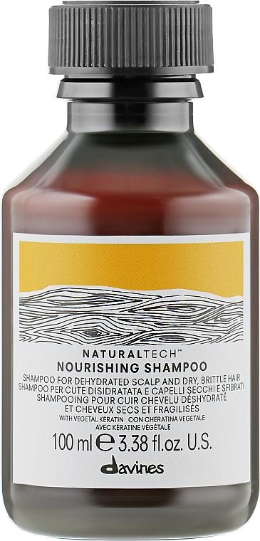 Питательный шампунь - Davines Nourishing Shampoo