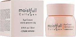 Духи, Парфюмерия, косметика Крем вокруг глаз коллагеновый - Etude House Moistfull Collagen Eye Cream